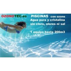 OZONO PISCINAS