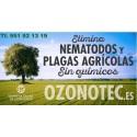 ALQUILER Y VENTA - RIEGO CON OZONO MAS DERIVADO DEL AGUA OXIGENADA