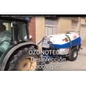 OZONO INDUSTRIAL TRACTOR Y ATOMIZADOR