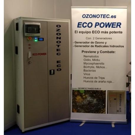 ECO POWER - Radicales Hidroxilo y Ozono
